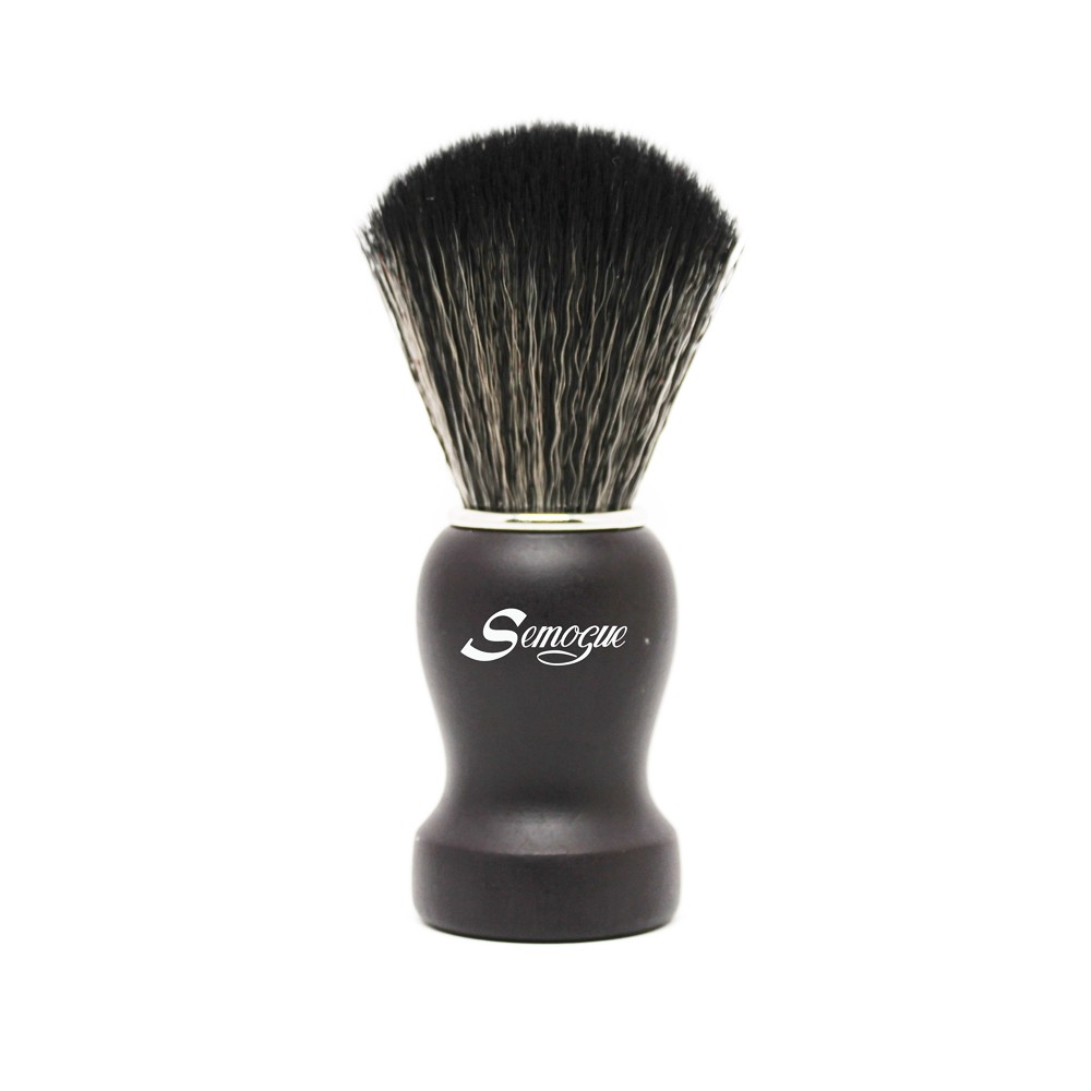 Pincel de Barba Semogue Pharos-C3 Sintético Negro