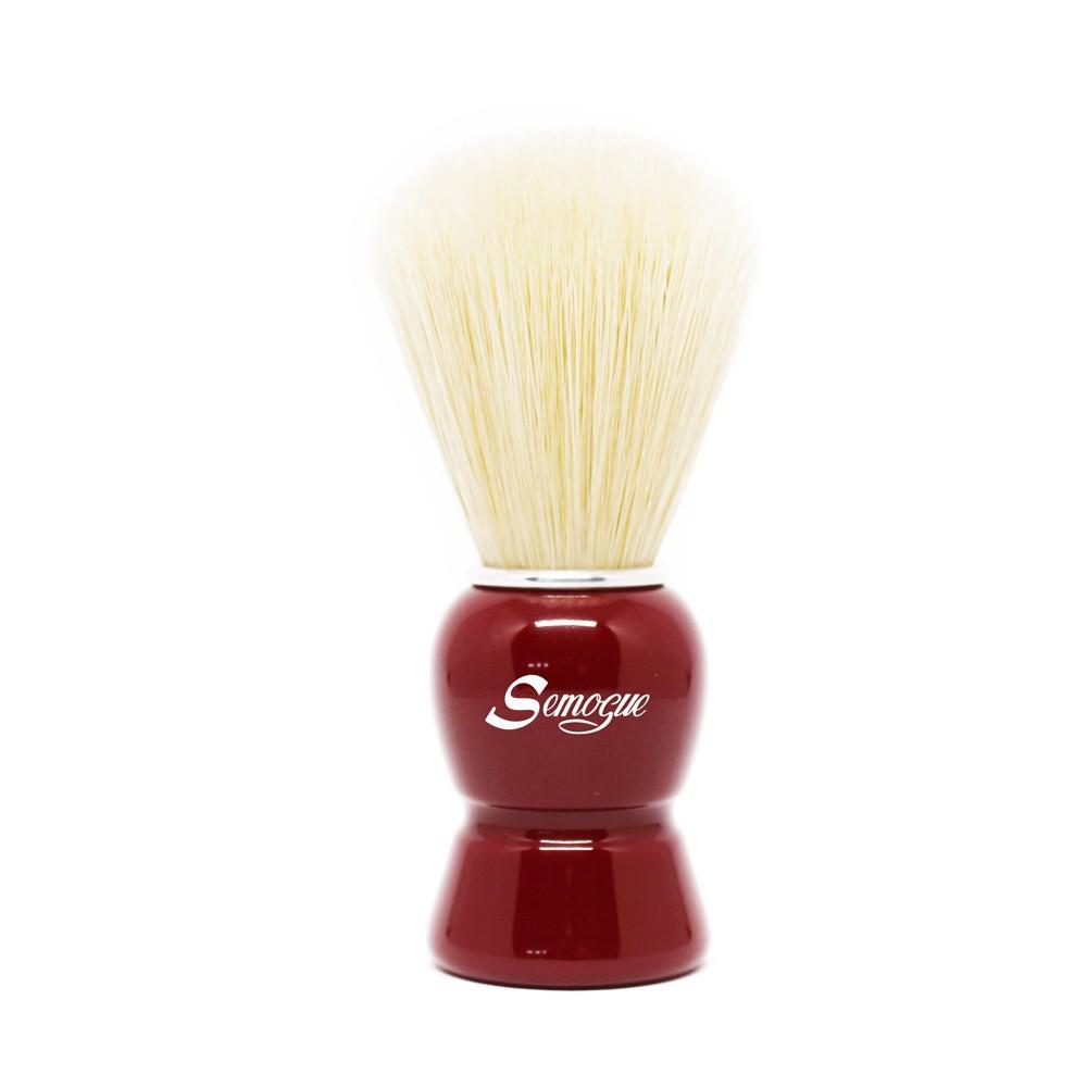 Pincel de Barba Galahad-C3 Cerda Premium Vermelho Imperial