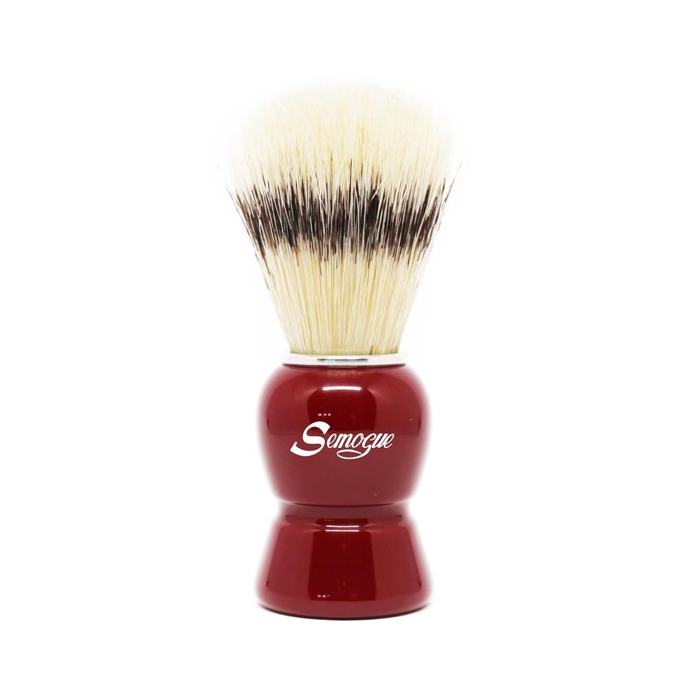 Pincel de Barba Galahad-C3 Cerda Premium IT Vermelho Imperial