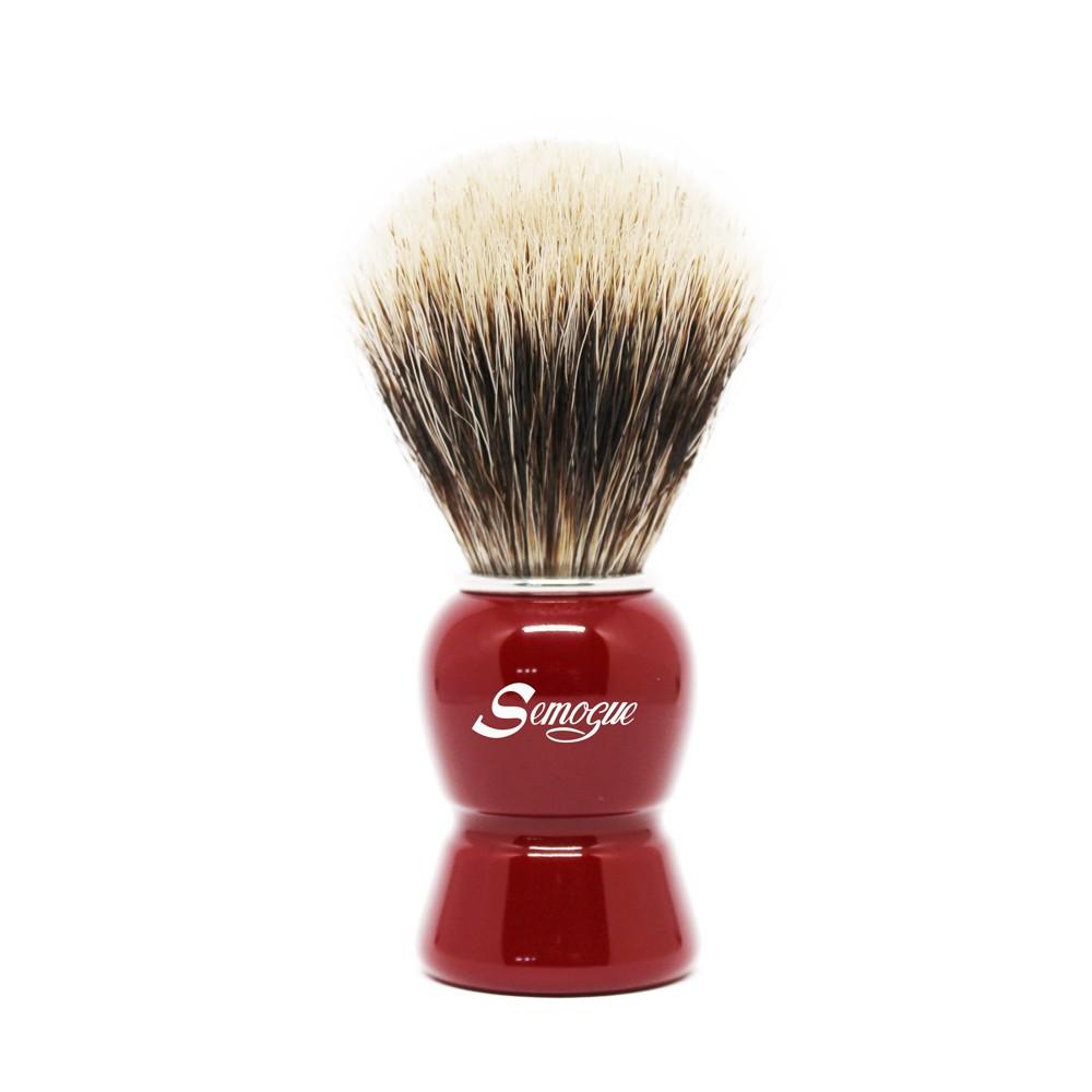 Pincel de Barba Galahad-C3 Texugo Finest Vermelho Imperial